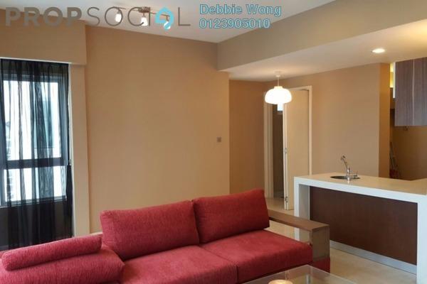 For Sale Condominium at Tiffani Kiara, Mont Kiara Freehold Fully Furnished 2R/2B 1.2m