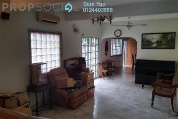 For Sale Terrace at Subang Alam, Shah Alam Freehold Semi Furnished 4R/4B 1.5m