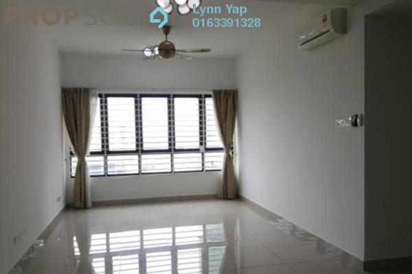 For Rent Serviced Residence at i-Residence @ i-City, Shah Alam Freehold Semi Furnished 4R/3B 1.9k