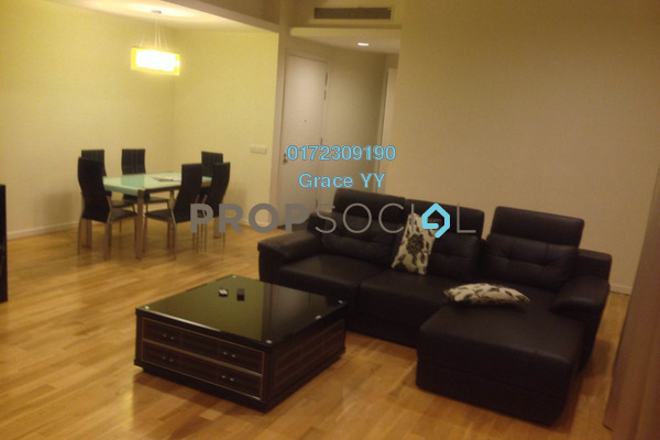 For Rent Condominium at St Mary Residences, KLCC Freehold Fully Furnished 2R/2B 6k