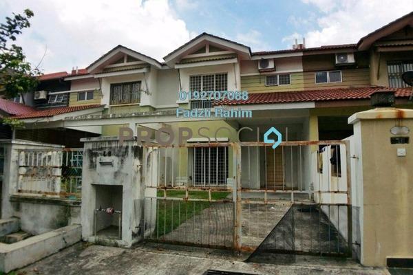 For Sale Terrace at Bandar Saujana Utama, Sungai Buloh Freehold Unfurnished 4R/3B 420k