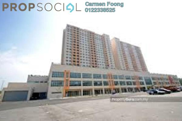 For Rent Condominium at Connaught Avenue, Cheras Freehold Semi Furnished 3R/2B 1.1k