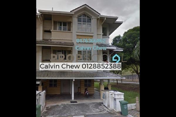 For Sale Townhouse at Precinct 16, Putrajaya Freehold Unfurnished 2R/1B 558k