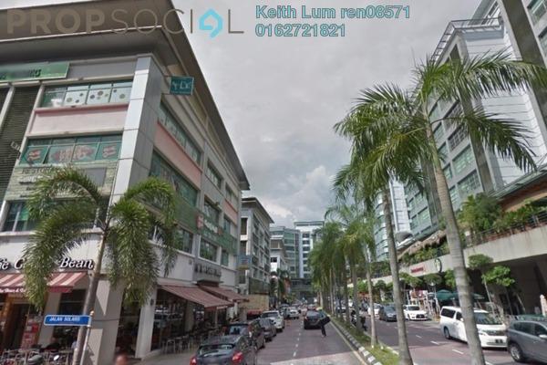 For Rent Office at Solaris Mont Kiara, Mont Kiara Freehold Semi Furnished 1R/1B 3.5k