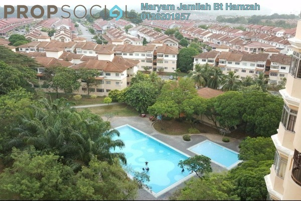 For Rent Apartment at Vista Seri Putra, Bandar Seri Putra Freehold Semi Furnished 3R/2B 1.2k