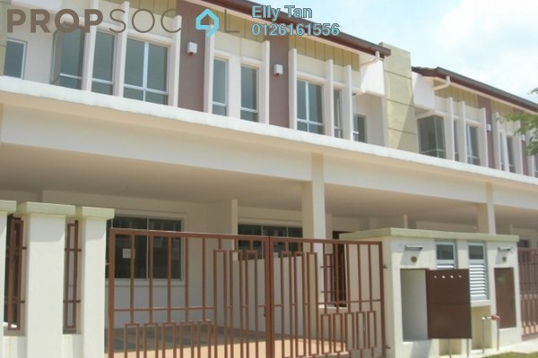 For Sale Terrace at Indah 12, Setia Alam Freehold Unfurnished 4R/3B 750k