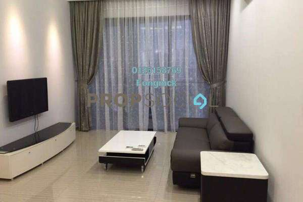For Rent Condominium at Twin Arkz, Bukit Jalil Freehold Fully Furnished 3R/3B 3.8k