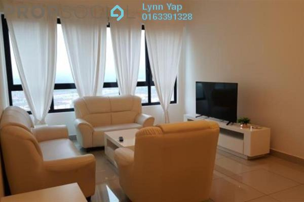 For Rent Serviced Residence at i-Residence @ i-City, Shah Alam Freehold Fully Furnished 4R/3B 2k