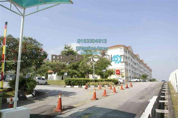 For Sale Apartment at Sri Cassia, Bandar Puteri Puchong Freehold Semi Furnished 2R/1B 389k