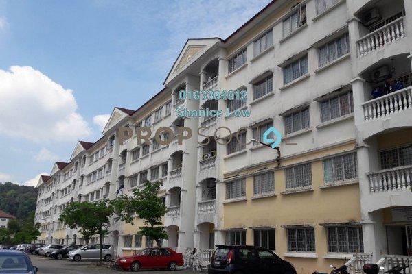 For Rent Apartment at Sri Cassia, Bandar Puteri Puchong Freehold Semi Furnished 2R/1B 1.1k