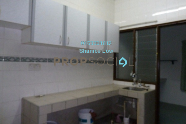 For Rent Terrace at PU12, Bandar Puchong Utama Freehold Semi Furnished 4R/3B 1.2k