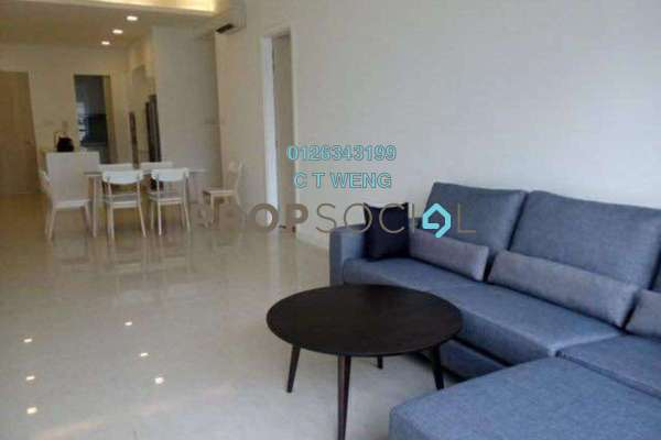 For Rent Condominium at The Horizon Residences, KLCC Freehold Fully Furnished 2R/2B 3.6k