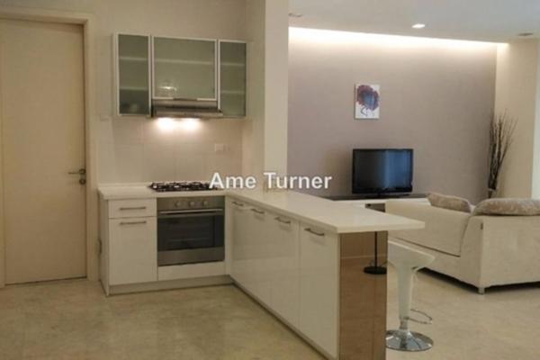 For Rent Condominium at Idaman Residence, KLCC Freehold Semi Furnished 2R/3B 5k