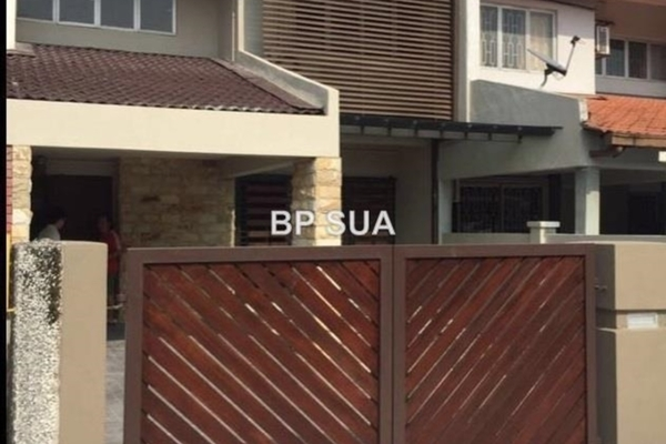 For Sale Terrace at SS2, Petaling Jaya Freehold Semi Furnished 4R/4B 1.2m