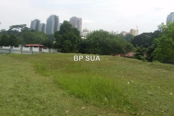 For Sale Land at Bukit Tunku, Kenny Hills Freehold Unfurnished 0R/0B 14m