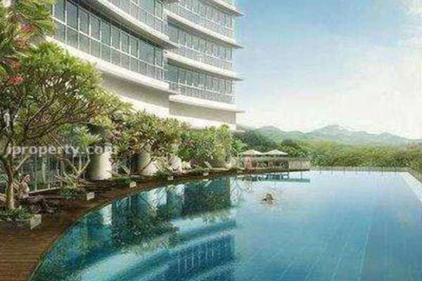 For Sale Condominium at Panorama, KLCC Freehold Fully Furnished 3R/3B 2m