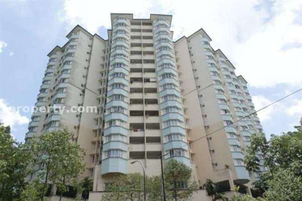 For Rent Condominium at Seri Puri, Kepong Freehold Unfurnished 3R/2B 1.25k