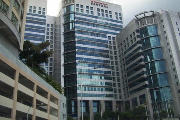 For Sale Office at Plaza Sentral, KL Sentral Freehold Unfurnished 0R/0B 2.84m