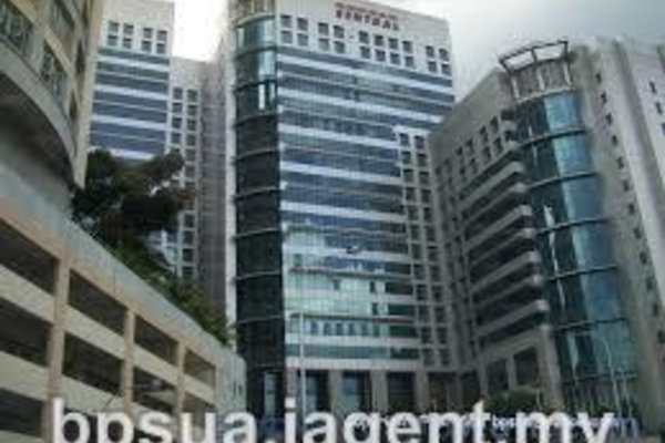 For Rent Office at Plaza Sentral, KL Sentral Freehold Unfurnished 0R/0B 11.1k