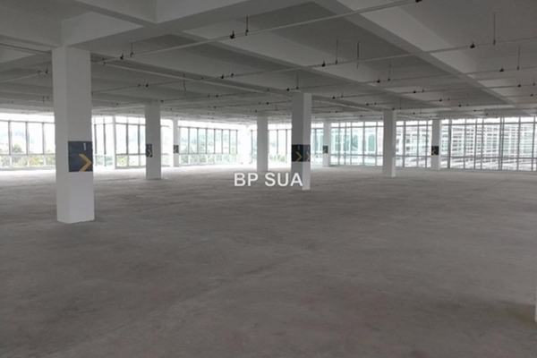 For Sale Office at Temasya Industrial Park, Temasya Glenmarie Freehold Unfurnished 0R/0B 32m