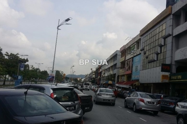 For Rent Shop at SS22, Damansara Jaya Freehold Unfurnished 0R/0B 7k