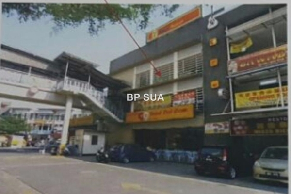 For Sale Shop at Plaza Crystalville, Setapak Leasehold Unfurnished 0R/0B 5.5m