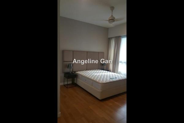 For Rent Condominium at Seni, Mont Kiara Freehold Semi Furnished 3R/4B 8.5k