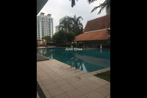 For Rent Condominium at Mont Kiara Banyan, Mont Kiara Leasehold Fully Furnished 3R/3B 5.5k