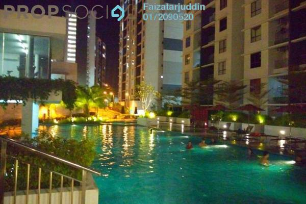 For Sale Condominium at Ivory Residence, Kajang Freehold Semi Furnished 3R/2B 425k