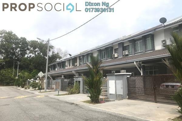 For Sale Terrace at Taman Jelok Impian, Kajang Freehold Semi Furnished 4R/3B 595k