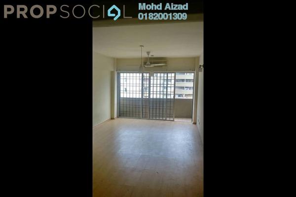 For Sale Condominium at Sentul Utama Condominium, Sentul Freehold Unfurnished 3R/2B 300k
