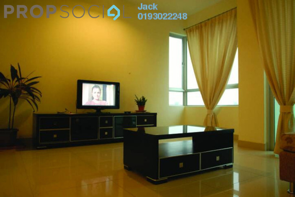 For Rent Serviced Residence at Solaris Dutamas, Dutamas Freehold Fully Furnished 1R/1B 3.1k