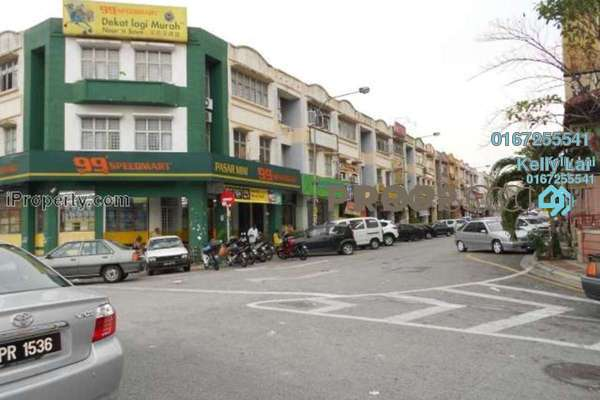 For Rent Shop at Taman Sri Sinar, Segambut Freehold Unfurnished 0R/0B 1.5k