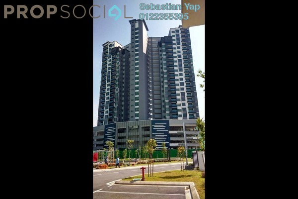 For Sale Condominium at The Vyne, Sungai Besi Freehold Unfurnished 2R/2B 500k