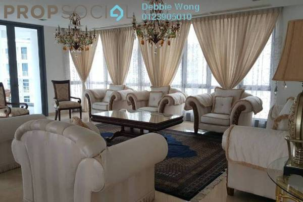 For Sale Condominium at 11 Mont Kiara, Mont Kiara Freehold Fully Furnished 4R/6B 4.7m