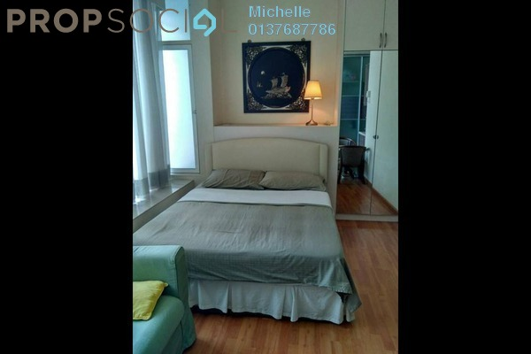 For Rent SoHo/Studio at Park View, KLCC Freehold Fully Furnished 1R/1B 2.2k