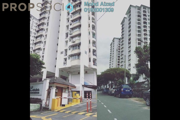 For Sale Condominium at D'casa Condominium, Ampang Freehold Semi Furnished 3R/2B 310k
