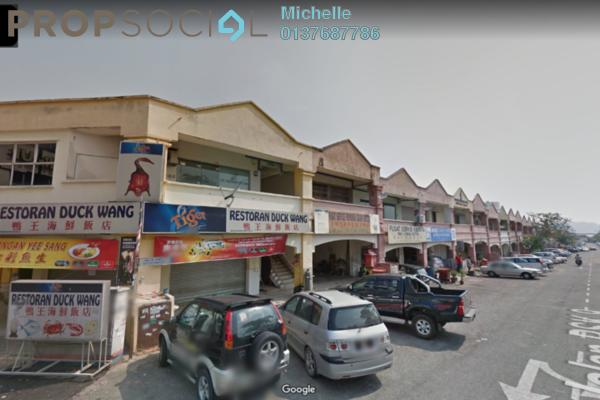 For Sale Shop at Pusat Perdagangan Seri Kembangan, Seri Kembangan Freehold Fully Furnished 3R/3B 5m