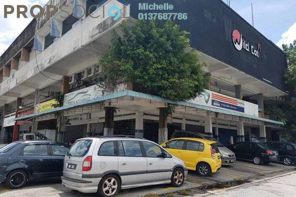 For Sale Shop at Section 21, Petaling Jaya Freehold Fully Furnished 3R/3B 3.2m