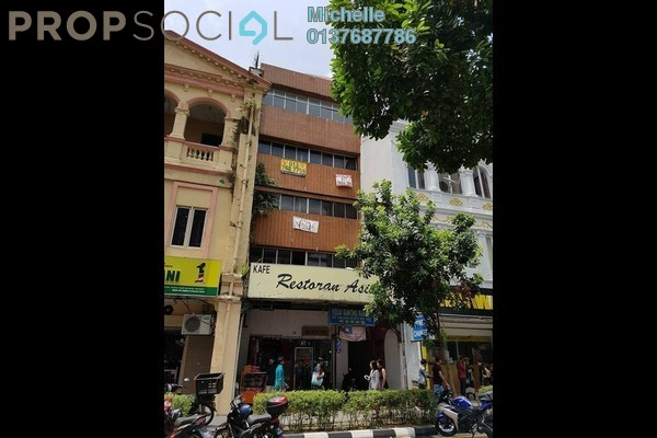 For Rent Shop at Petaling Street, Pudu Freehold Unfurnished 5R/5B 17k
