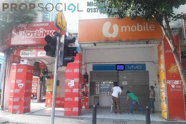 For Rent Shop at Petaling Street, Pudu Freehold Unfurnished 1R/0B 5.1k