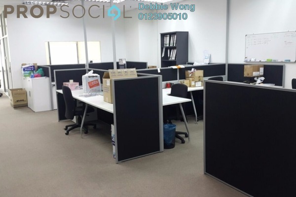 For Rent Office at Menara UOA Bangsar, Bangsar Freehold Fully Furnished 0R/1B 8.5k