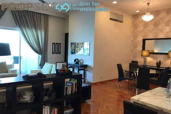 For Rent Serviced Residence at Straits Quay, Seri Tanjung Pinang Freehold Fully Furnished 2R/3B 5.5k