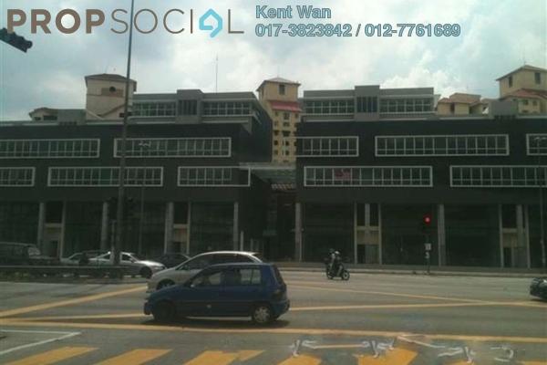 For Rent Office at Medan Klang Lama 28, Old Klang Road Freehold Unfurnished 1R/1B 3.5k