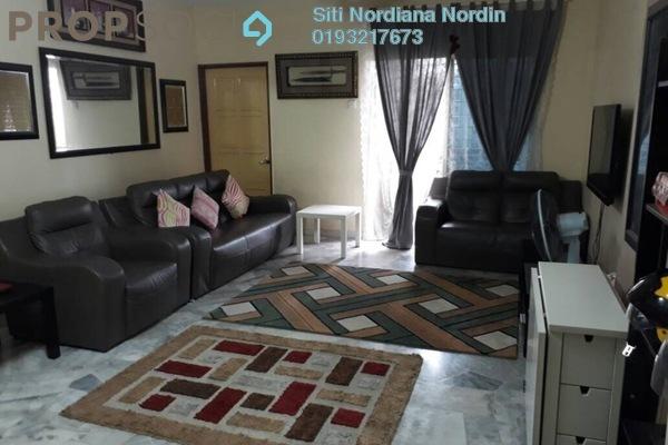 For Sale Condominium at Pelangi Indah, Jalan Ipoh Freehold Semi Furnished 3R/2B 380k