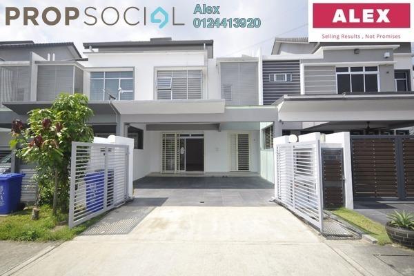 For Sale Terrace at Damai Residences, Kota Kemuning Freehold Unfurnished 4R/4B 775k