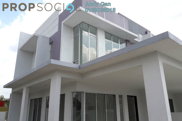 For Sale Terrace at Acacia Park, Rawang Freehold Unfurnished 4R/3B 680k