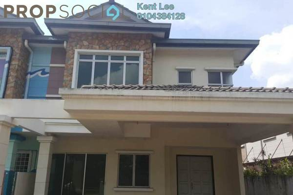 For Sale Semi-Detached at Kemuning Avenue, Kota Kemuning Freehold Unfurnished 5R/3B 900k