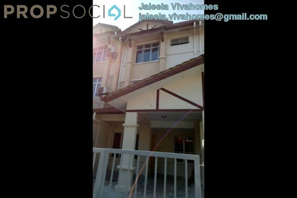 For Rent Terrace at Subang Bestari, Subang Freehold Unfurnished 5R/4B 1.5k