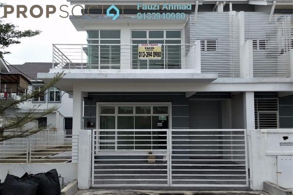 For Sale Semi-Detached at Royal Garden, Bandar Saujana Putra Leasehold Unfurnished 5R/4B 750k